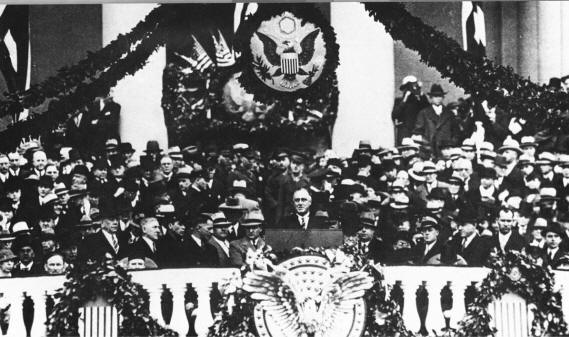 fdr inauguration